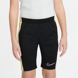 Calção Juvenil Nike Track Academy