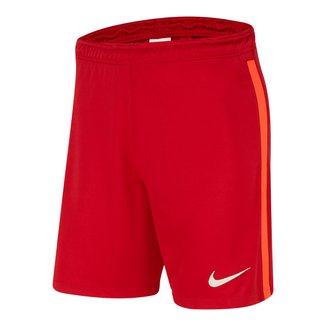 Calção Liverpool Home 21/22 Nike Masculino