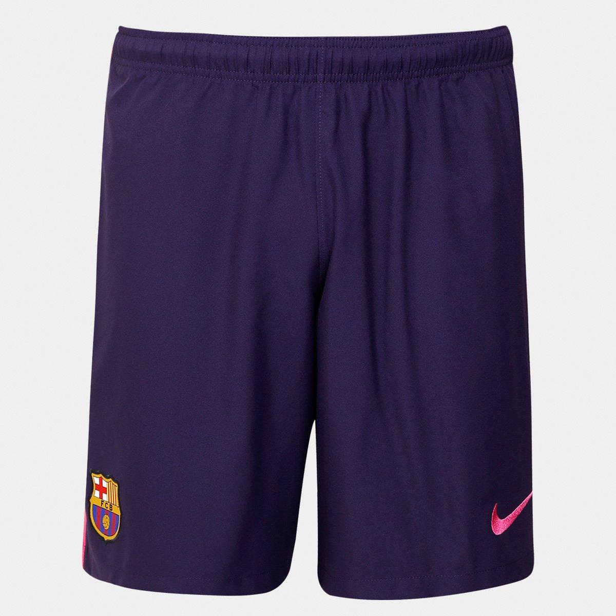 a9eefb1fc7 Calção Nike Barcelona 16 17 - Compre Agora