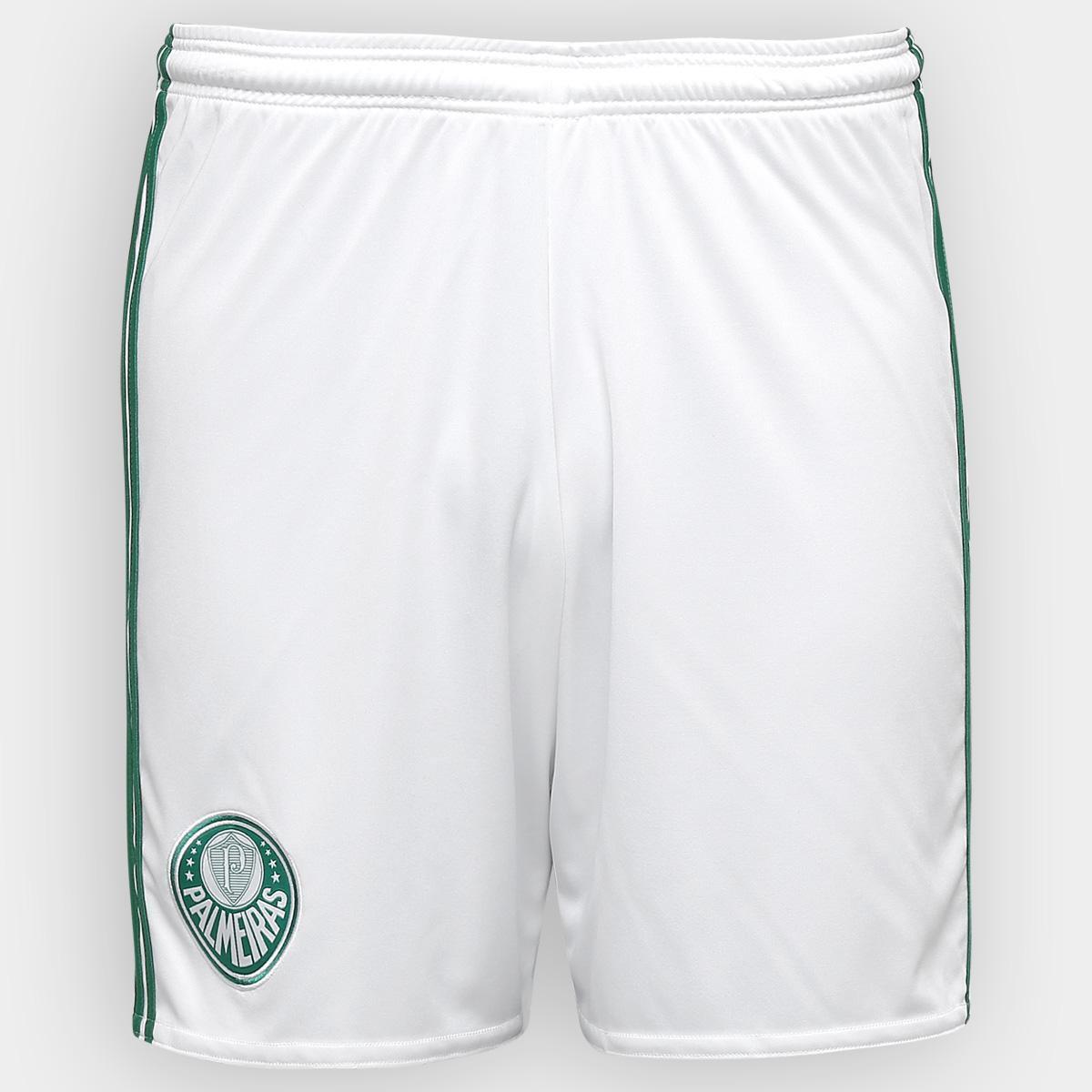 Calção Palmeiras 2016 Adidas Masculino - Compre Agora  99872997ce8bc