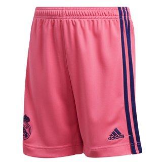 Calção Real Madrid Juvenil Away 20/21 Adidas