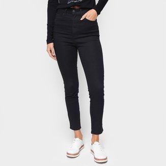 Calças Jeans Skinny Colcci Cintura Alta Feminina