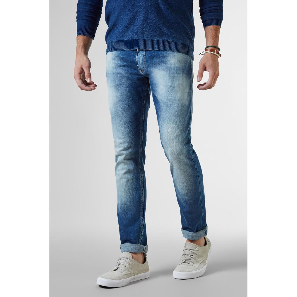 8b58107f4 Calças Reserva Jeans 5562 Moquem Masculina - Azul - Compre Agora ...