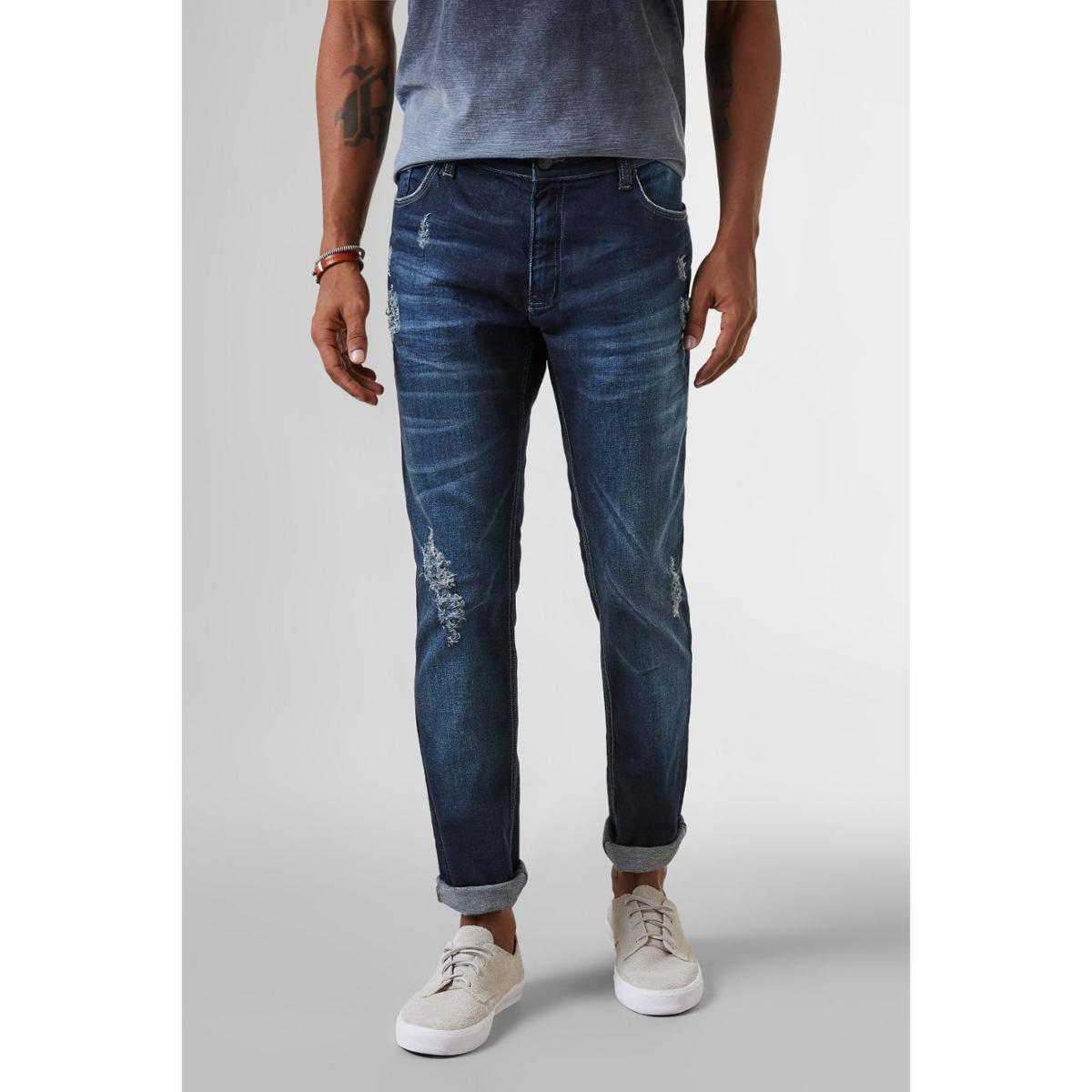 00c901ab0 Calças Reserva Jeans Masculina - Azul - Compre Agora