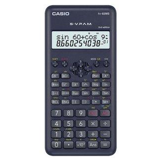 Calculadora Científica Casio FX-82MS - 240 Funções