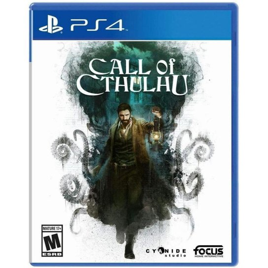 Call Of Cthulhu - Ps4 - Incolor