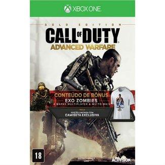 Call Of Duty Advanced Warfare - Gold Edition Xbox One