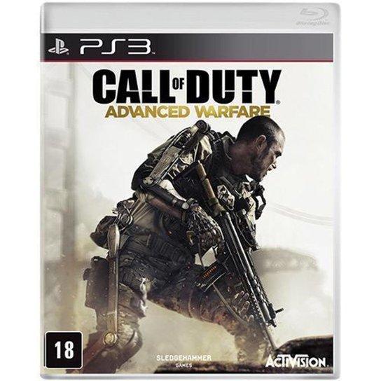 Call Of Duty Advanced Warfare - Ps3 - Incolor