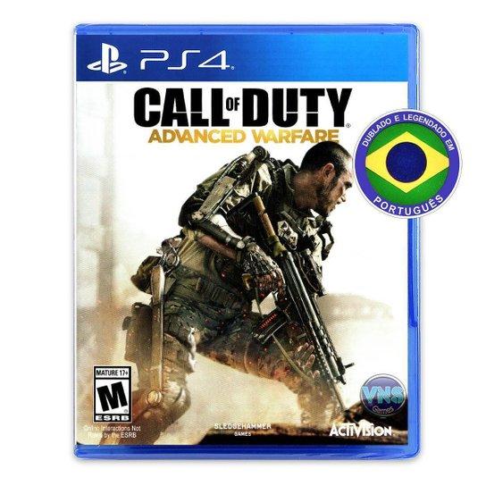 Call of Duty Advanced Warfare - PS4 - Incolor