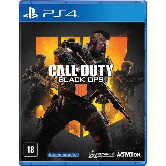 Call Of Duty Black Ops 4 PS4 - Incolor