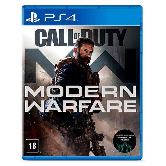 Call Of Duty Modern Warfare Ps4 - Incolor