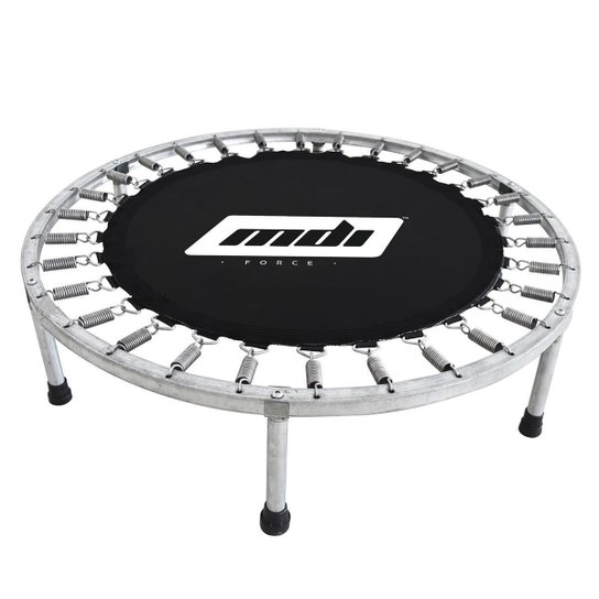 Cama Elástica Trampolim Mini Jump Profissional MDITP11 MDI - Prata