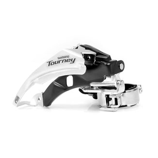 Câmbio Dianteiro Shimano Tourney FD-TY500 42D 6 7 8v 34.9