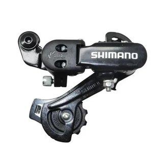 CAMBIO TRASEIRO SHIMANO TOURNEY RD-TZ31-A GS 6/7V S/GANCHEIRA (1050390)