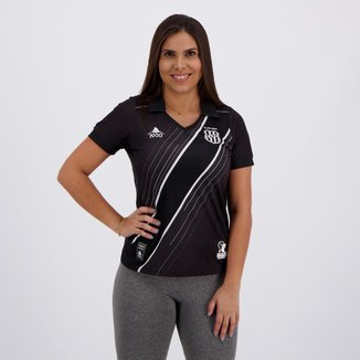 Camisa 1900 Ponte Preta II 2020 Feminina