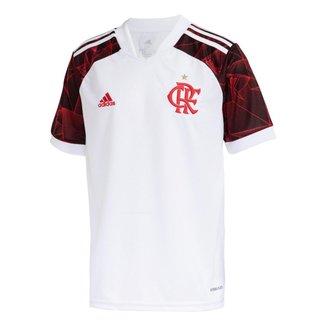 Camisa 2 CR Flamengo 21/22 Adidas