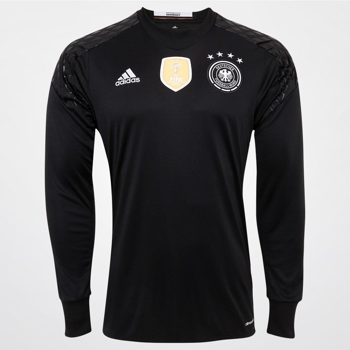 Camisa Adidas Alemanha Goleiro 2016 s nº M L - Compre Agora  5d9bb9cb1c4a6