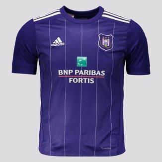 Camisa Adidas Anderlecht Home 2018 Juvenil