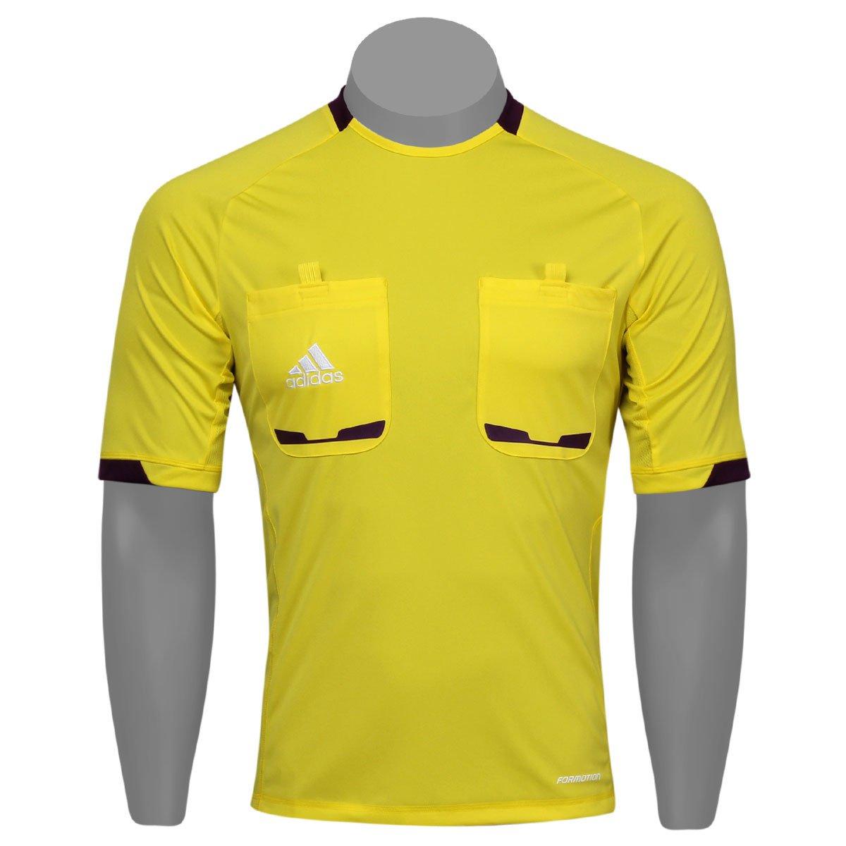 4c59b04ad945c Camisa Adidas Árbitro - Compre Agora