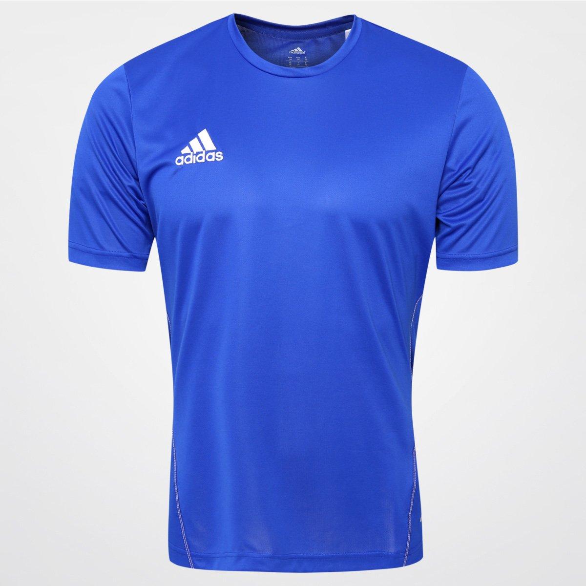 2e9cd3e029e Camisa Adidas Core 15 Treino Masculina - Compre Agora