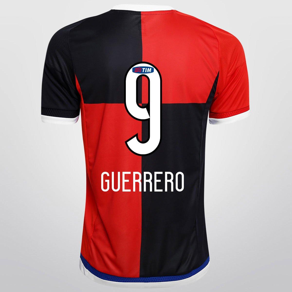 Camisa Adidas Flamengo 450 Anos nº 9 - Guerrero - Compre Agora ... 07abff85a4842