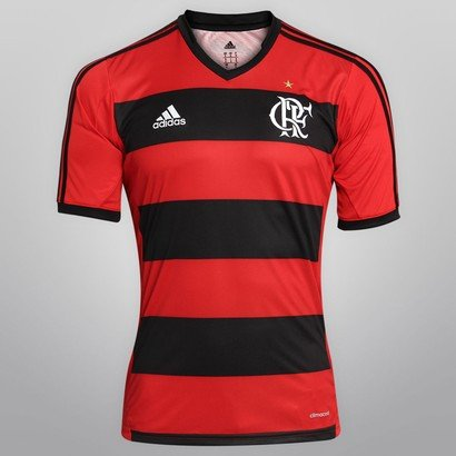 Camisa Adidas Flamengo I 13 14 s nº - Compre Agora  bf05feea8fa36
