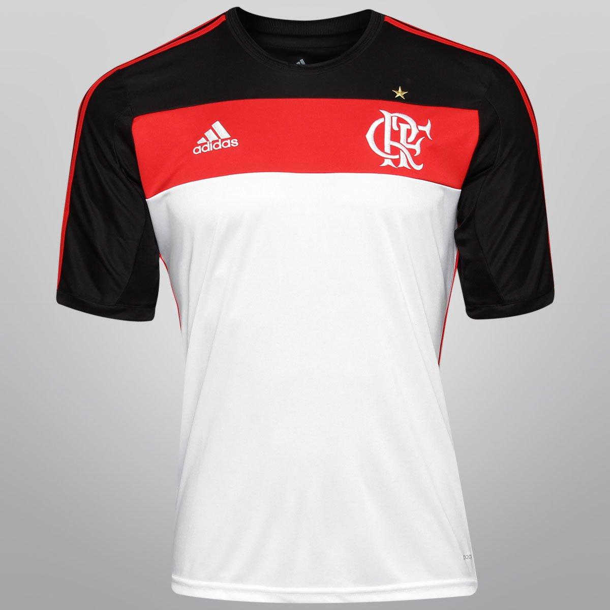 Camisa Adidas Flamengo II 13 14 s nº - Compre Agora  2052541739422