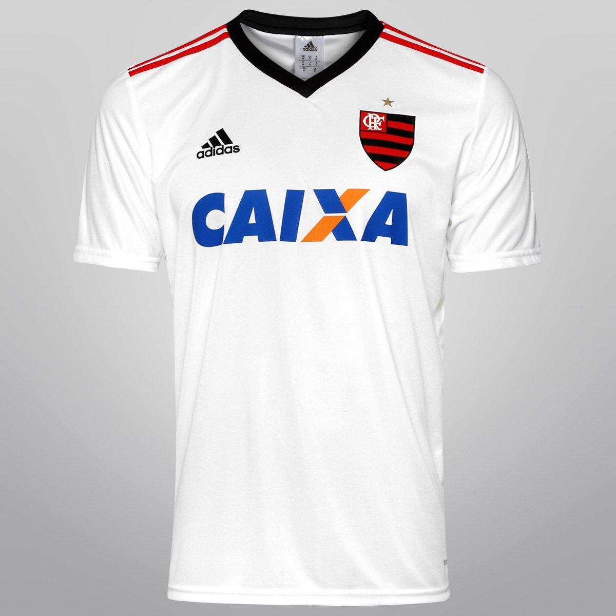 Camisa Adidas Flamengo II 14 15 s nº - Compre Agora  10f564710d1