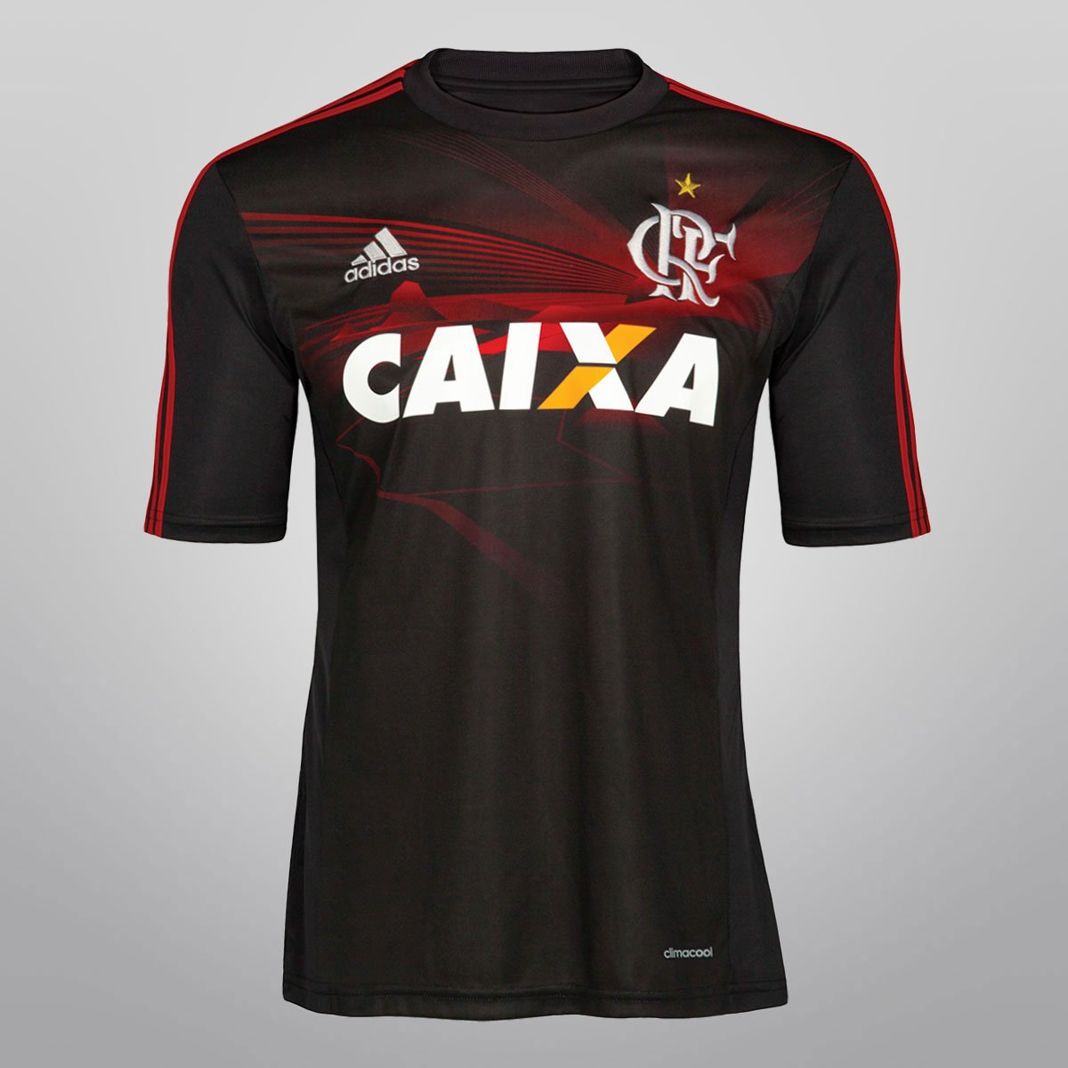 Camisa Adidas Flamengo III 13 14 s nº - Compre Agora  fbb60e271eb7c