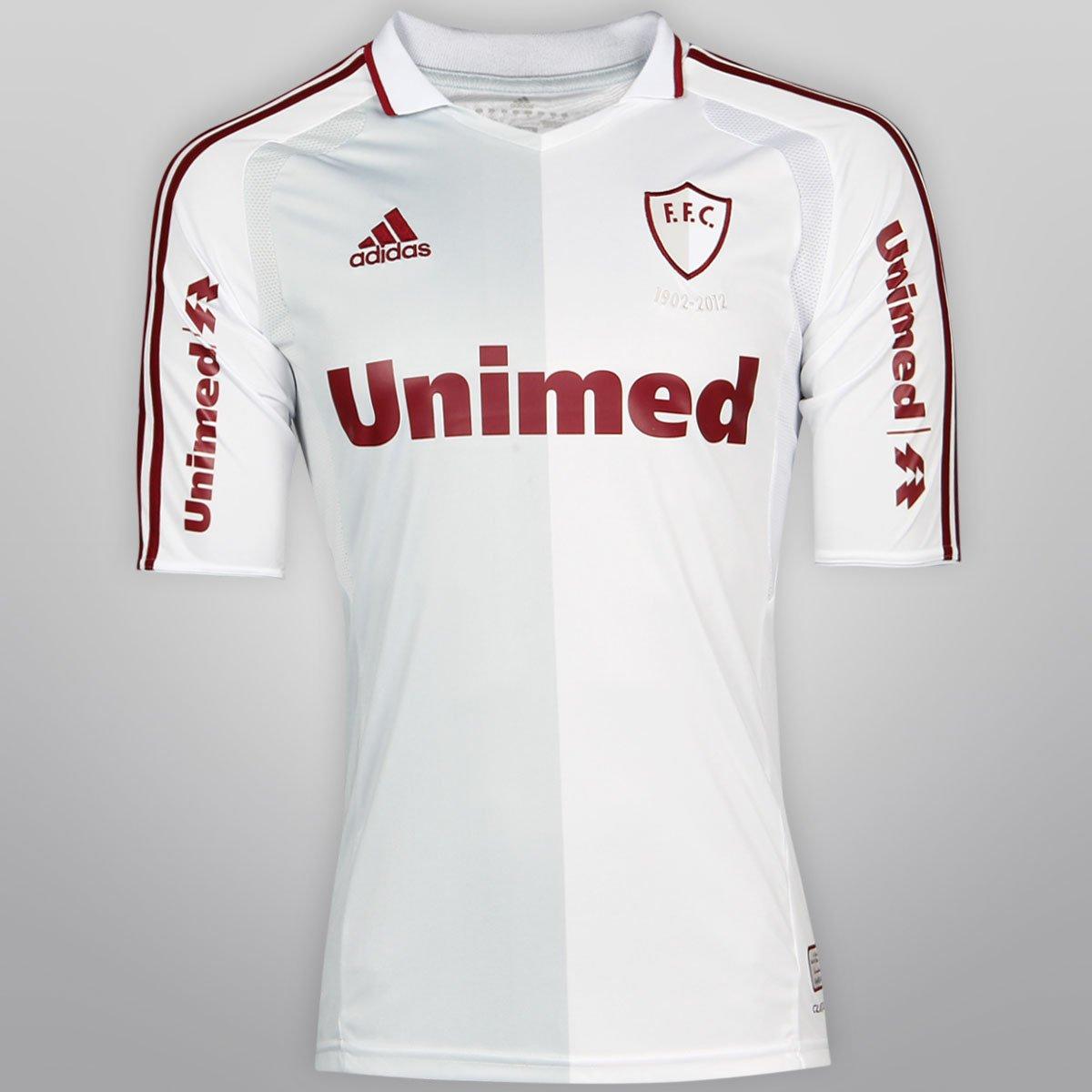 f47afbb9e9 Camisa Adidas Fluminense 12 13 s nº - 110 Anos - Ed. Limitada - Compre  Agora