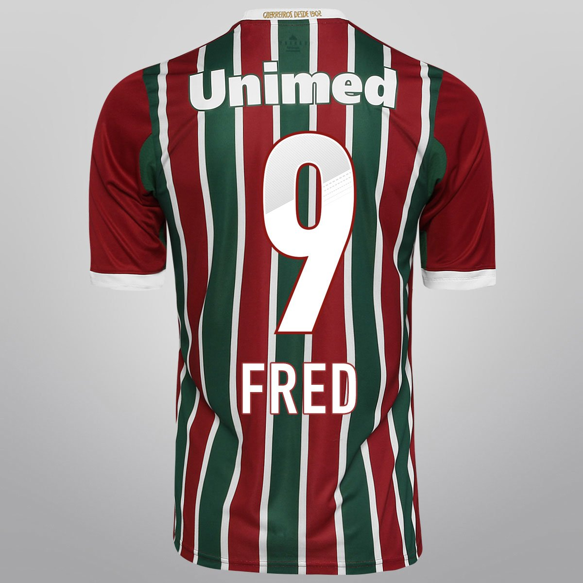Camisa Adidas Fluminense I 2013 nº 9 - Fred - Compre Agora  6189e2dba0c8b