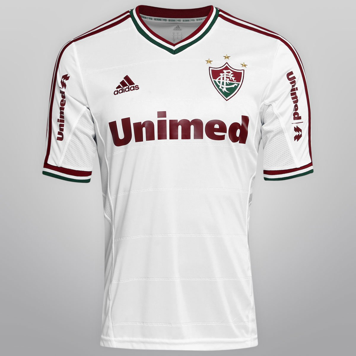Camisa Adidas Fluminense II 13 14 s nº - Compre Agora  68677db059018