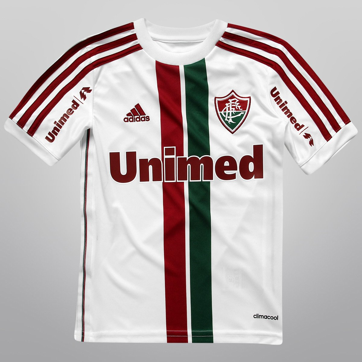 Camisa Adidas Fluminense II 14 15 s nº Infantil - Compre Agora ... e729a90d66c77