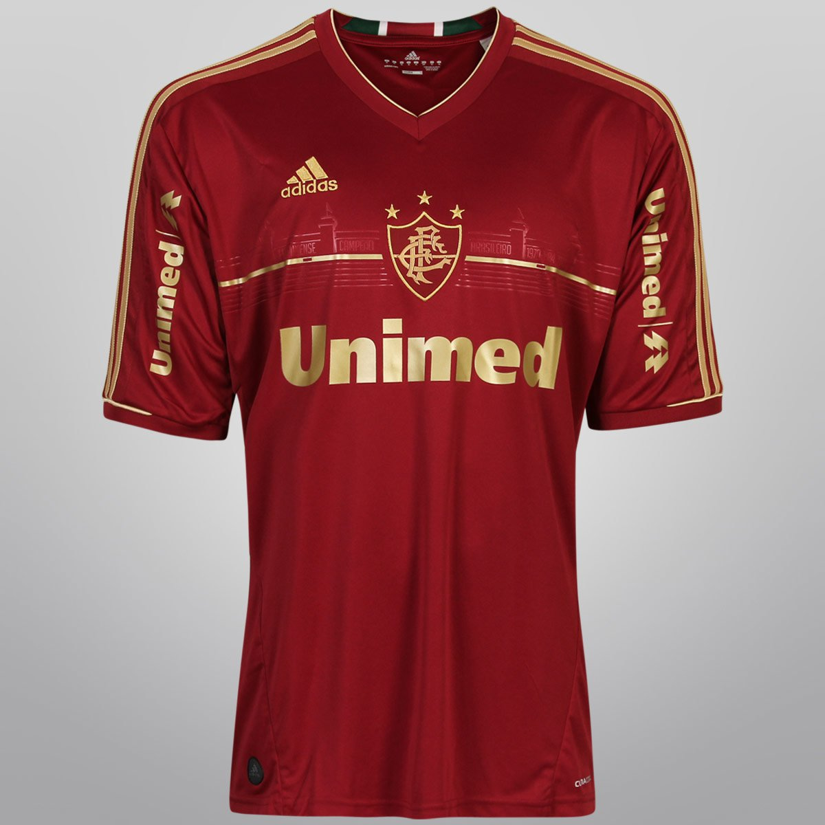 dc6e401563 Camisa Adidas Fluminense III 12 13 s nº - Compre Agora