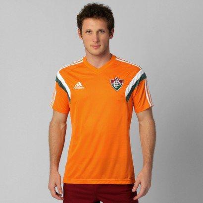 Camisa Adidas Fluminense Treino 2014 - Compre Agora  13f5054da340b