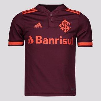 Camisa Adidas Internacional III 2021 Juvenil
