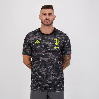 Camisa Adidas Juventus Pré Jogo 2022