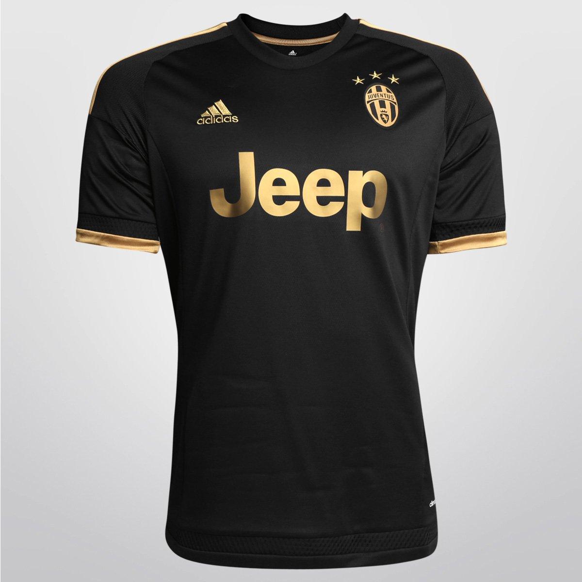 Camisa Adidas Juventus Third 15 16 s nº - Compre Agora  13f7eec814d84