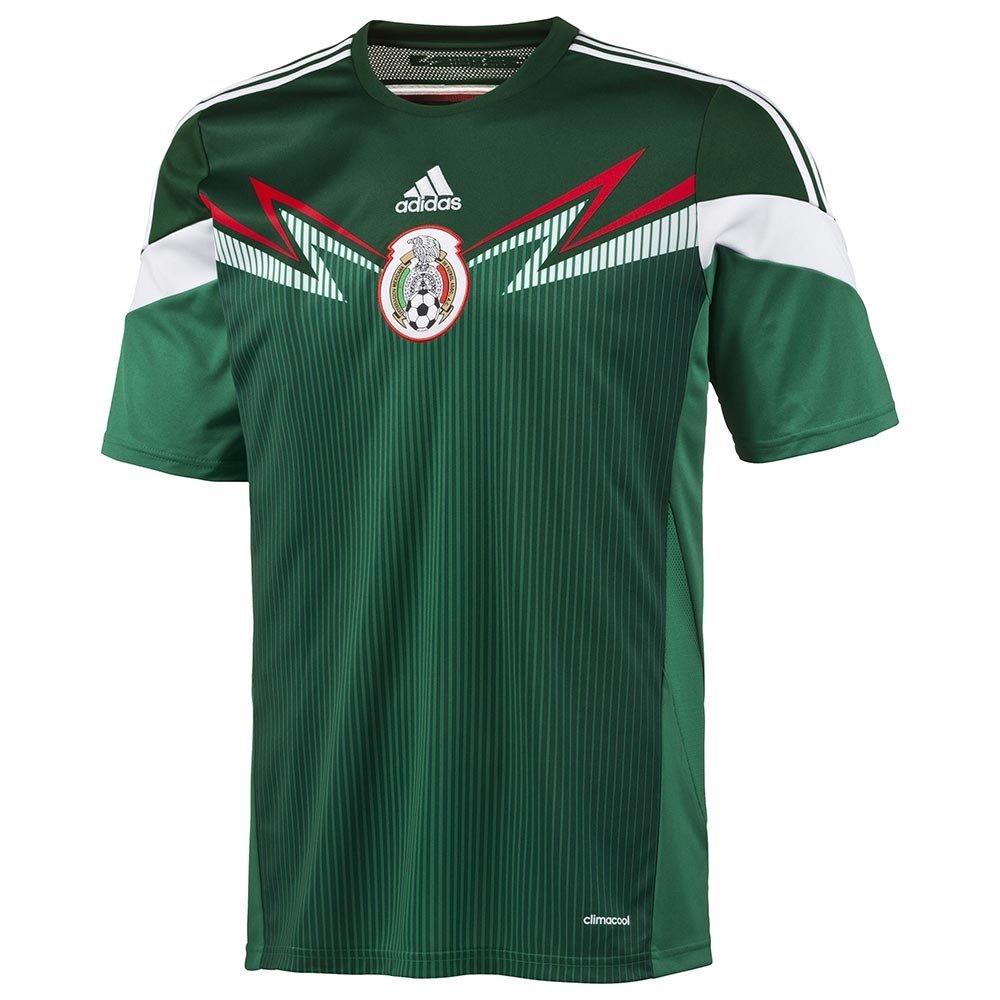 Camisa Adidas Mexico I G86985 - Compre Agora  d398db266f320