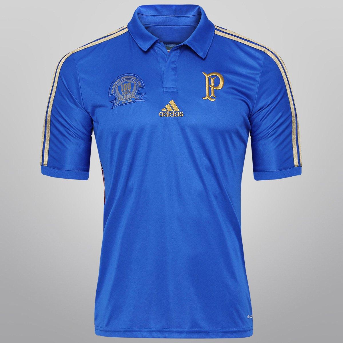 cd5ddd952b Camisa Adidas Palmeiras 1914-2014 s nº - Centenário - Compre Agora ...