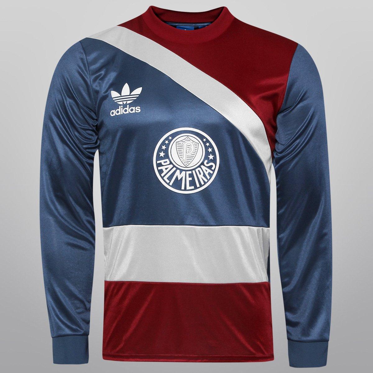 07767c89d Camisa adidas palmeiras goleiro retrô compre agora netshoes jpg 544x544 Retro  camisetas de goleiro