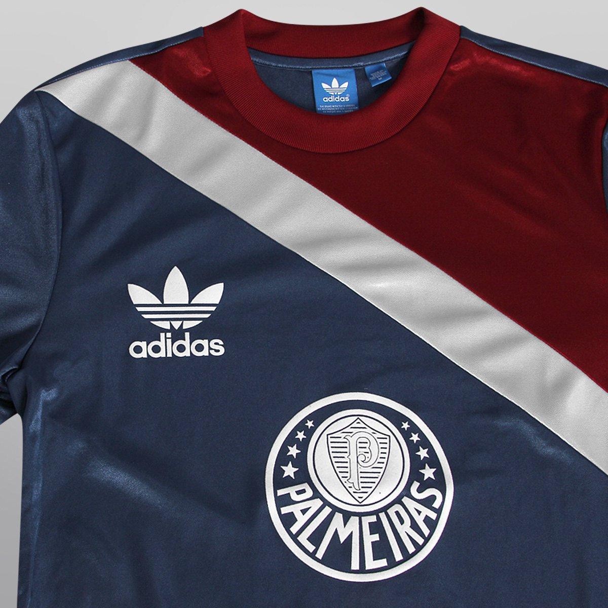 2a7fdc0ad3 Camisa Adidas Palmeiras Goleiro Retrô M L - Compre Agora