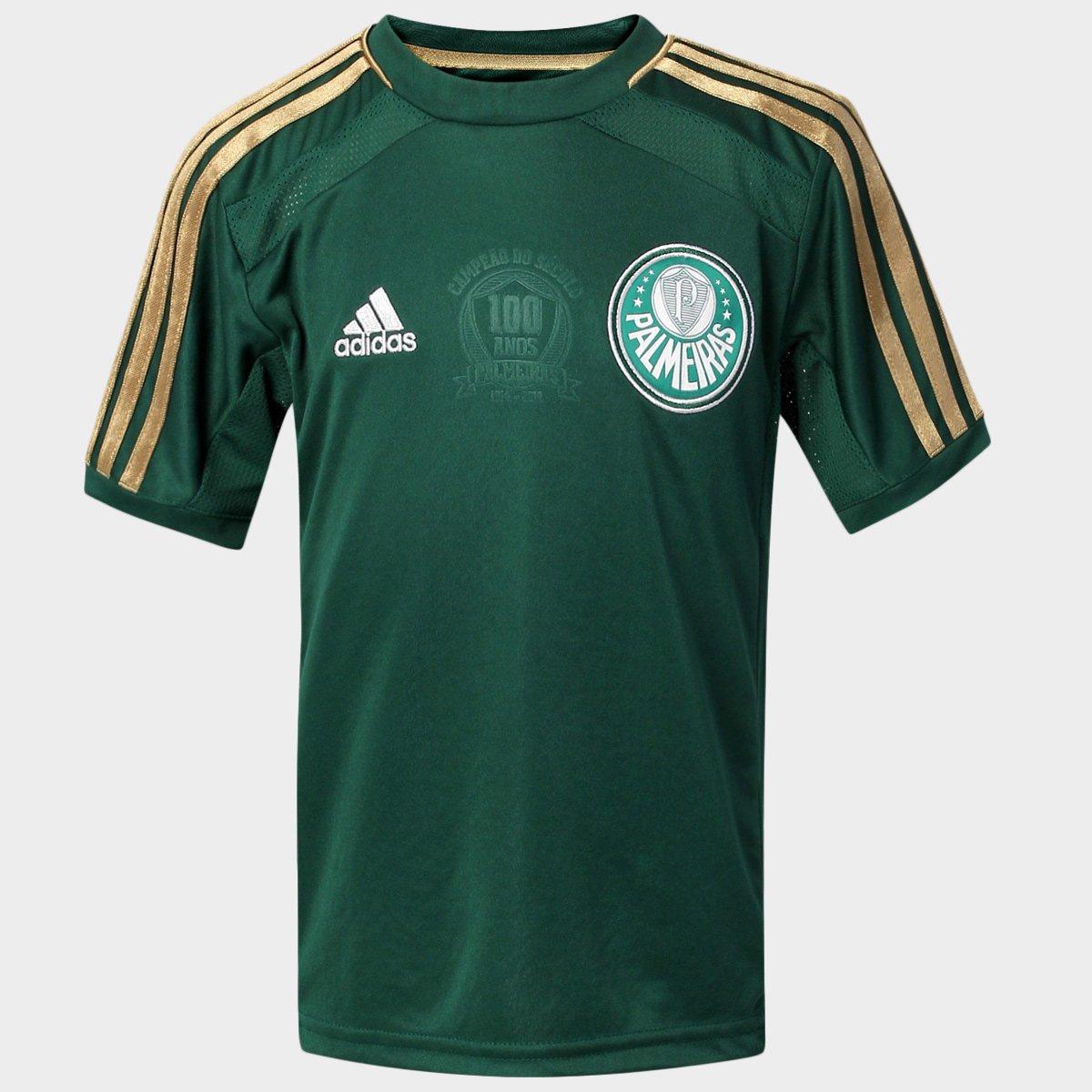 5f6386d651 Camisa Adidas Palmeiras I 14 15 s nº Infantil - Compre Agora