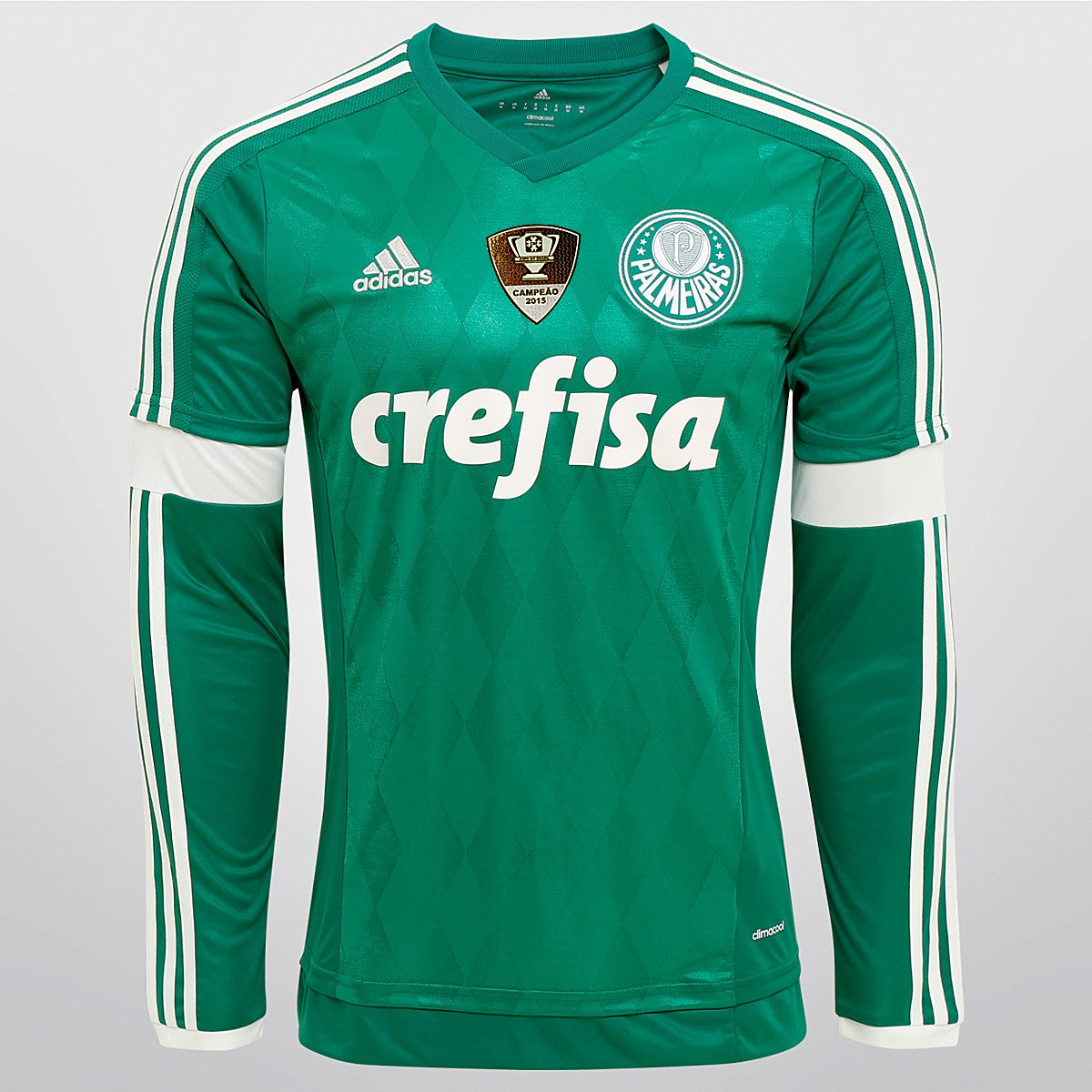 5eb38142194d6 Camisa Adidas Palmeiras I 15 16 s nº M L - Patch Campeão Copa Do Brasil -  Compre Agora