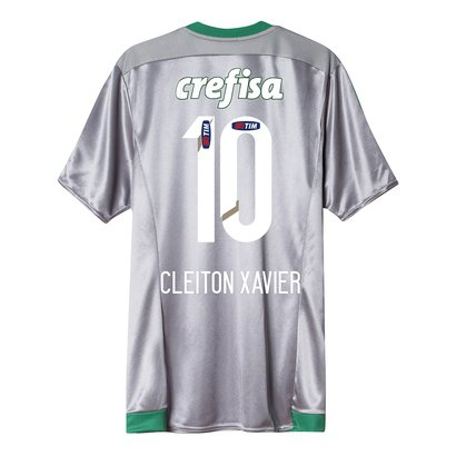 654912e7da Camisa Adidas Palmeiras III 15 16 nº 10 - Cleiton Xavier - Compre Agora