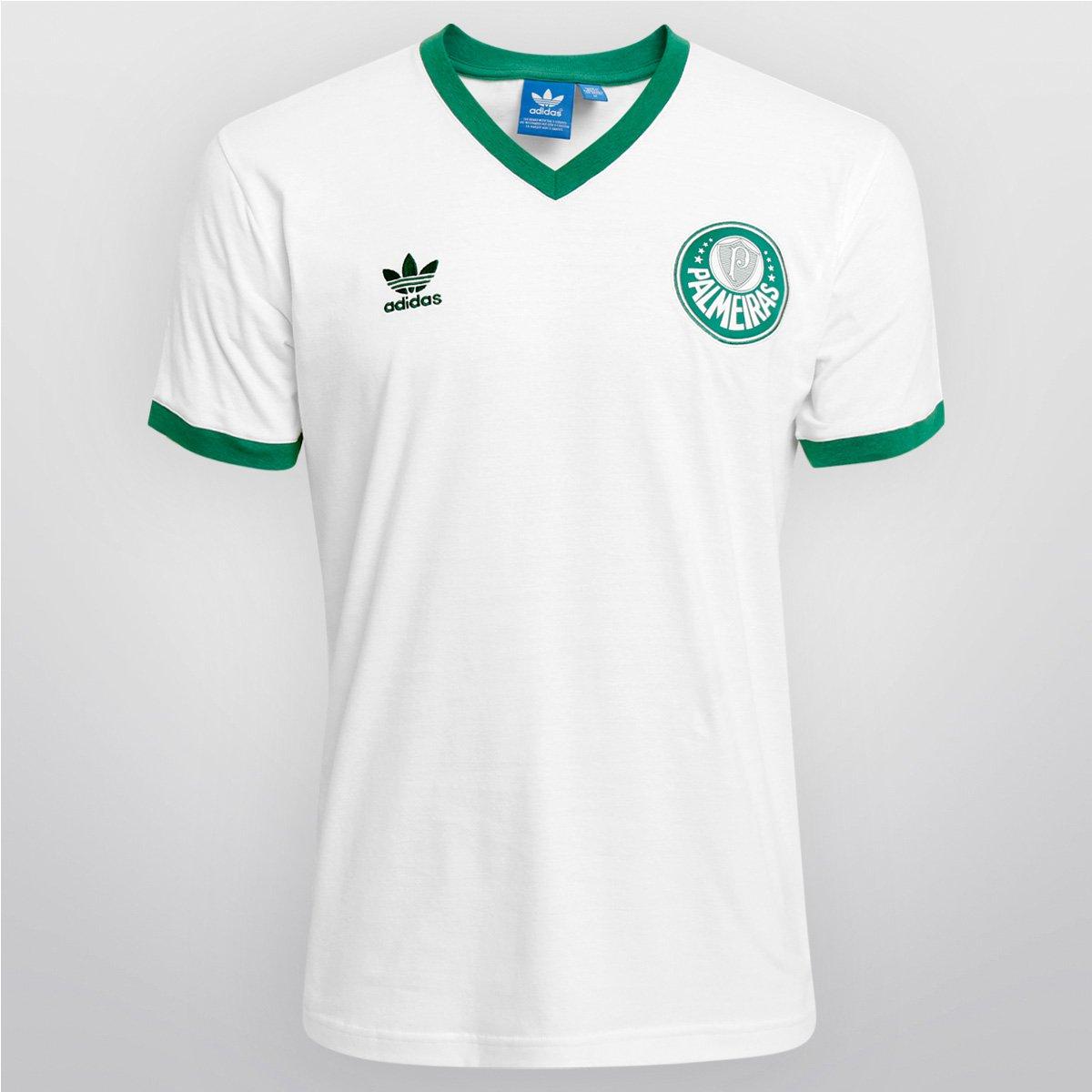 47a81f358f30d Camisa Adidas Palmeiras Retrô - Compre Agora