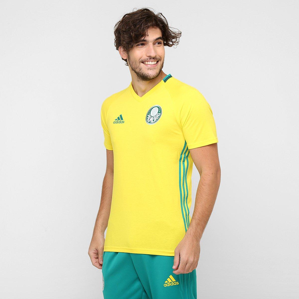 8efba6f3adb4f Camisa Adidas Palmeiras Viagem | Netshoes