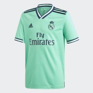 Camisa Adidas Real Madrid 3 Masculina