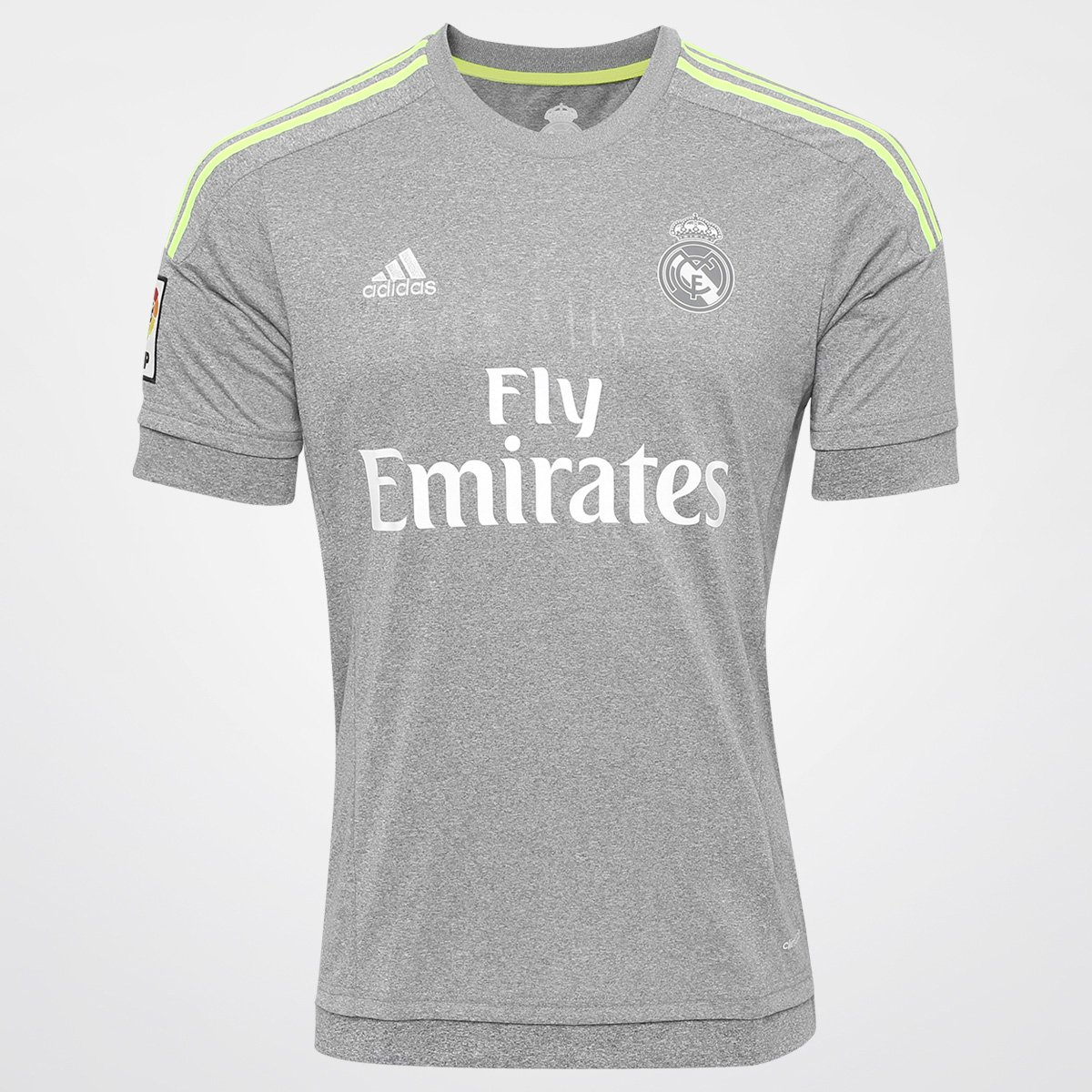 Camisa Adidas Real Madrid Away 15 16 s nº - Compre Agora  9835b4955b9