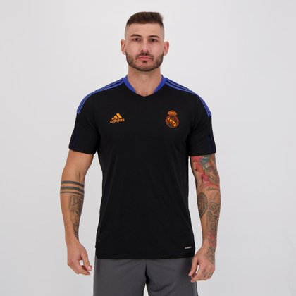 Camisa Adidas Real Madrid Treino 2022